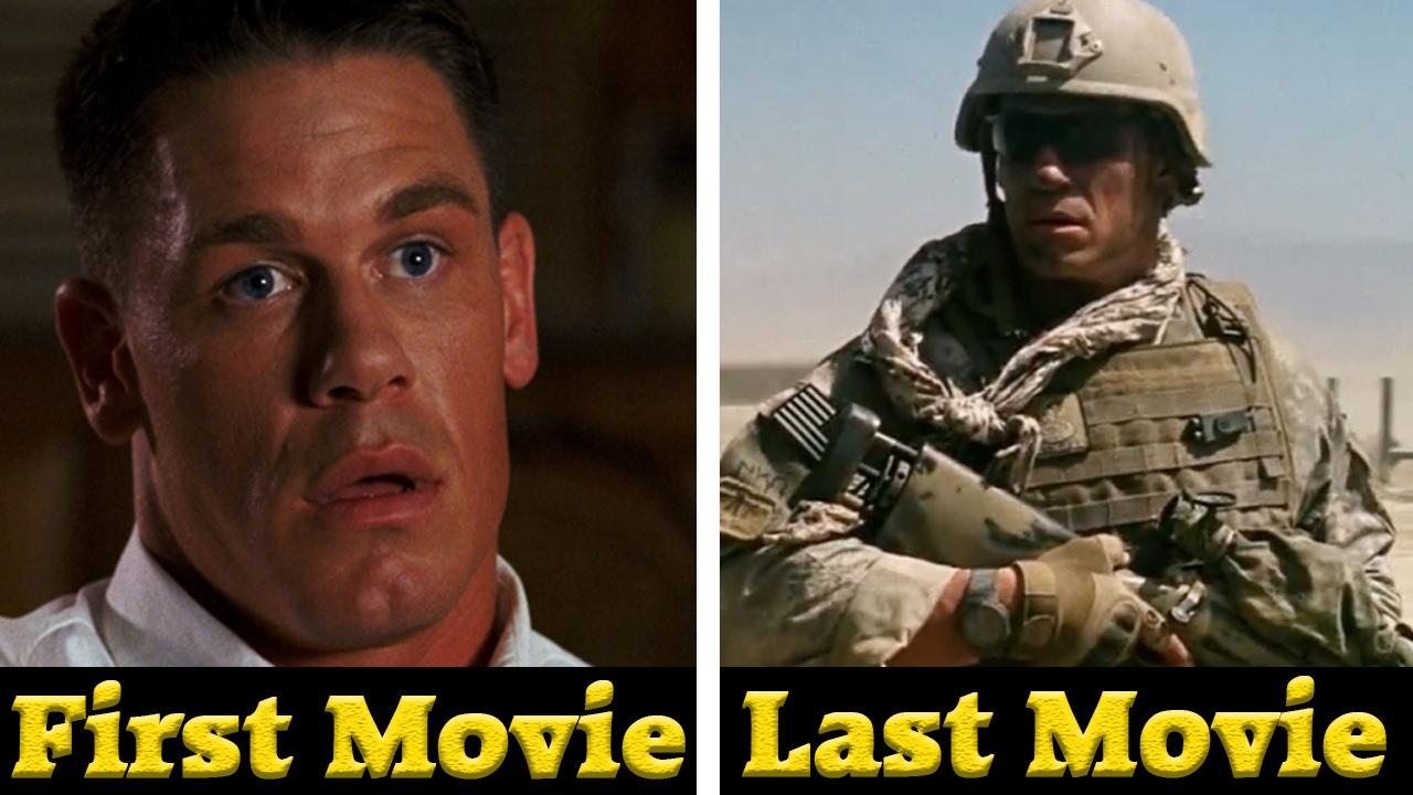 John Cena - All Movies (2000- 2017) - YouTube