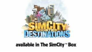 SimCity Societies Destinations Video