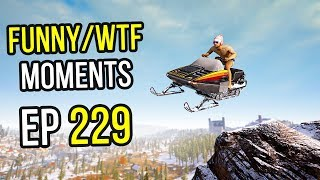 PUBG: Funny & WTF Moments Ep. 229