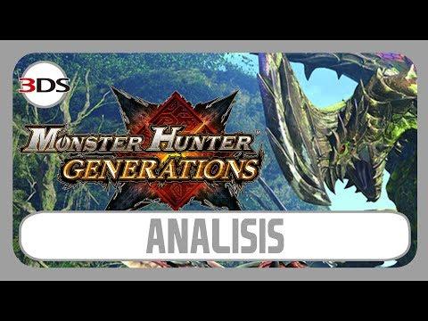 Monster Hunter Generations - Analizamos la llegada a occidente de este juegazo