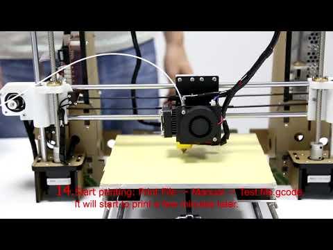 Anet A8 Desktop 3D Printer Gearbest Coupon [EU PLUG