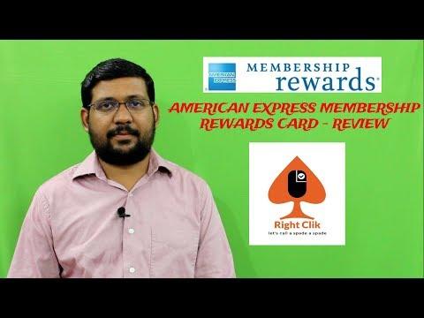 American Express Membership Rewards Card Review Latest # 1