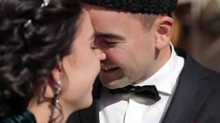 Азиз и Эльмаз (Свадебный клип в день свадьбы) Видеограф Эмир Алиев.