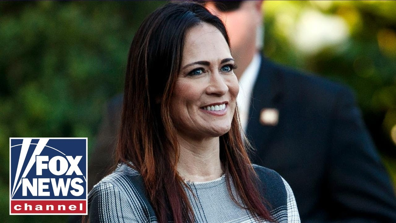 Stephanie Grisham stepping down as White House press secretary ...