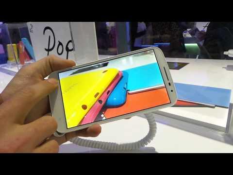 Alcatel Pop S9 okostelefon bemutató videó | Tech2.hu