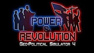 Power & Revolution: Geopolitical Simulator 4 Livestream