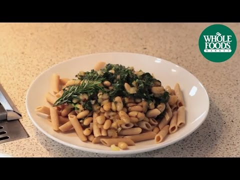 Healthy Meal Ideas: Greens and Beans thumb