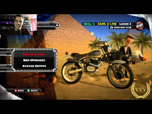 Motorcross Madness Gameplay