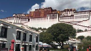 チベット旅行Ep3 ポタラ宮