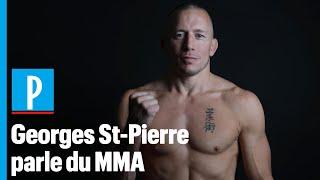 Georges St-Pierre : « Je ne montrerais pas mes combats de MMA à des enfants » thumbnail