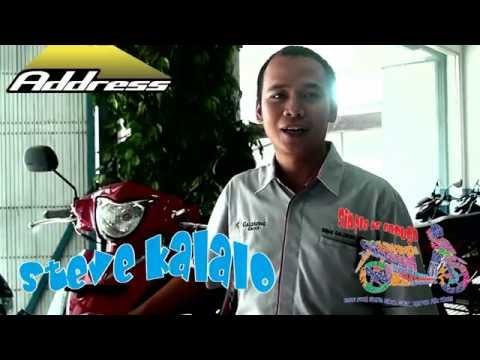Steve Kalalo, Karyawan Sinar Galesong Prima, Main dealer Suzuki R4 Manado