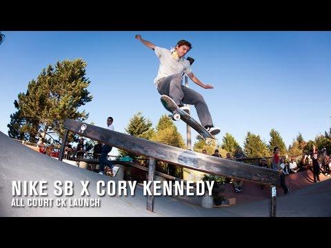 Nike SB Corey Kennedy Zoom All Court CK Launch   TransWorld SKATEboarding
