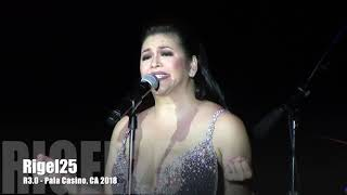 Regine Velasquez - R3.0 Pala Casino 2018 - What Kind of Fool I Am