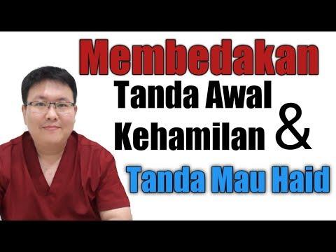 MEMBEDAKAN TANDA AWAL KEHAMILAN DAN TANDA HAID - TANYAKAN DOKTER - Dr.Jeffry Kristiawan