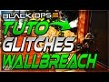 TUTO | Black Ops 3 Glitches : Learning the Wallbreaches on the Hunted map and other maps !