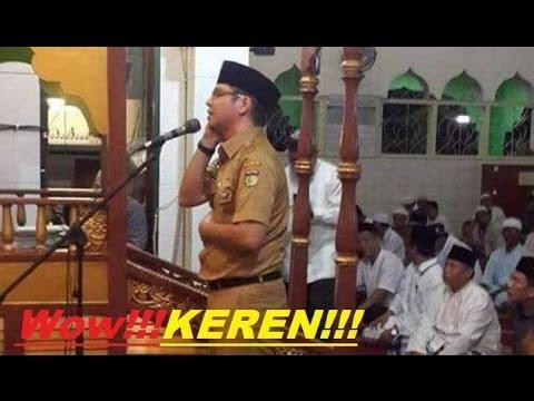 VIRAL !! Suara ADZAN MERDU PASHA UNGU Bikin Kagum !