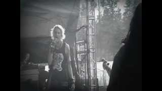 Malice In Wonderland - Sin Is In (Short Live Clip)