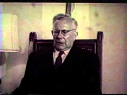 A Conversation with Dr. Paul Tillich - Part 1