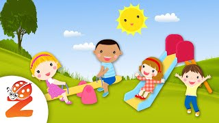 The Best Playtime Music for Toddlers | Collection | Zouzounia TV