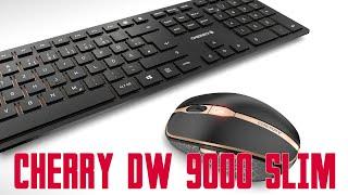 [Cowcot TV] Présentation combo clavier-souris Cherry DW 9000 SLIM
