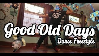 MACKLEMORE FEAT KESHA - GOOD OLD DAYS (OFFICIAL DANCE VIDEO)