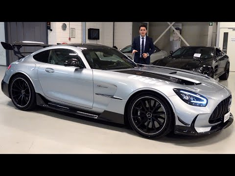 FIRST 2021 Mercedes AMG GT Black series | BRUTAL Review Sound Interior Exterior