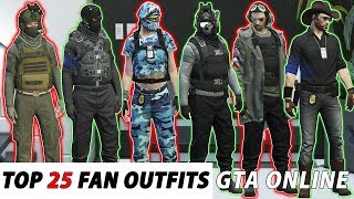 *NEW* TOP 25 OUTFITS   AFTER HOURS 1.44   GTA Online   NOT MOD…