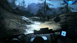 Medal Of Honor 2010 PC Gameplay Maxed Out Settings 720p HD