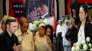 Nghệ sĩ Việt khóc ngất khi đến viếng ca sĩ Quang Lý [Tin mới Người Nổi Tiếng]