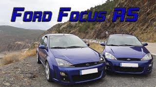Ford FOCUS RS MK1 Nuevo Juguete