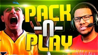 Nba 2k16 ps4 myteam - 400k mt wager flashback pack and play!! part 1