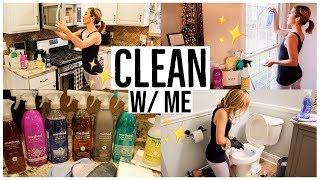 CLEAN THE HOUSE W/ ME 2019 ✨💪🏼🏡 |  BRIANNA K EXTREME CLEANING MOTIVATION