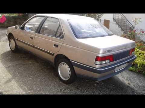 peugeot 405 gr youtube rh youtube com Peugeot 605 Peugeot 404