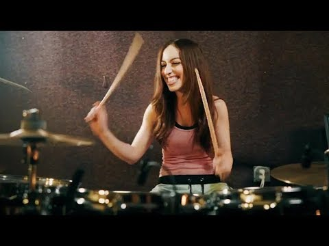 AVENGED SEVENFOLD - AFTERLIFE - DRUM COVER BY MEYTAL COHEN (take 2)