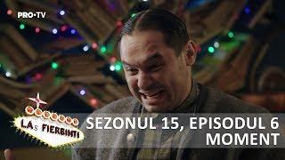Las Fierbinti - SEZ. 15, EP. 6 - Vasile dă de băut la toată lumea