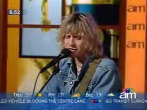 Brian Byrne - Canada AM April 2006