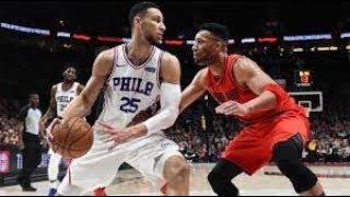 Philadelphia 76ers vs Portland Trail Blazers Full Game Highlights | Nov 2, 2019 | GOAT Highlights