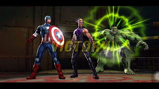 Marvel : Avengers Alliance 2 PC/IOS/ANDROID Gameplay FULL HD!