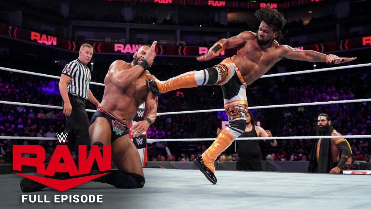 WWE Raw Full Episode, 18 October 2021