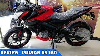 Bajaj Pulsar 160 NS Review,Bajaj Pulsar 160 NS Price In Bangladesh, Uttara Motors