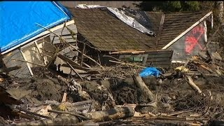 Buried Alive in Washington State Mudslide