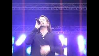 Rea Garvey - Through the eyes of a child (live@Hamburg Stadtpark 16.6.12)