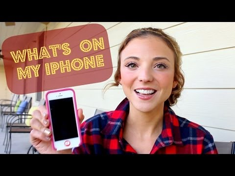 What's on my iPhone Tag!