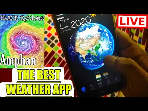 Best Weather App Of 2019 | Weather NOW ( Hindi ) | Track Live Vayu Cyclone