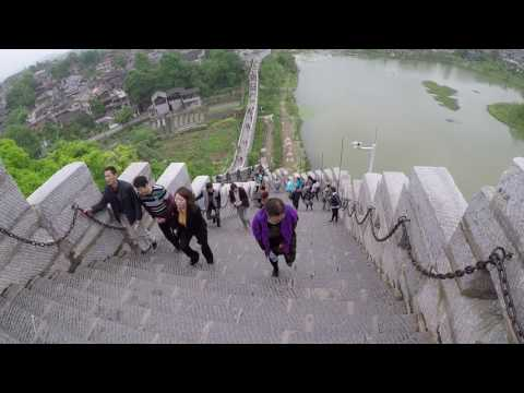 Explore Huaxi: Qingyan Old town