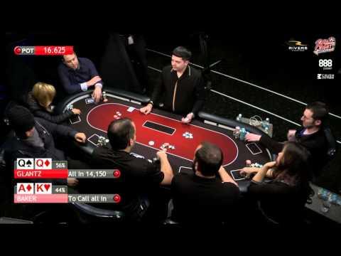 Poker Night In America   Live Stream   11-20-15   Part 2 of 3   Rivers Casino – Pittsburgh, PA
