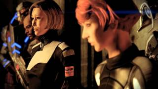 Mass Effect 2 Suicide Mission Cutscenes