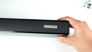 Blitzwolf BW-SDB1 Sound Bar Unboxing & Review! 😋 Great Product!