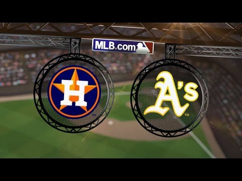 9/7/14: Astros rally to beat the Athletics