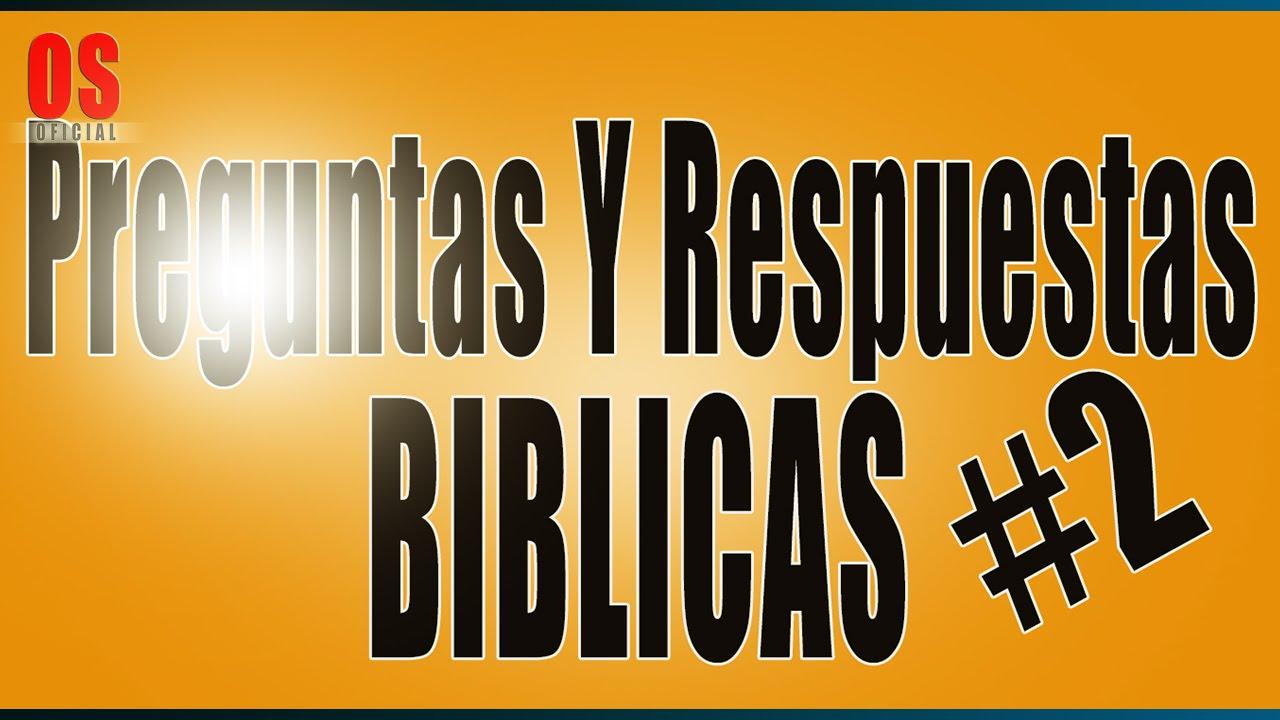 Preguntas Y Respuestas Biblicas 2 Cual Es Primera Mujer Que Menciona La Biblia Omar Stiven Youtube